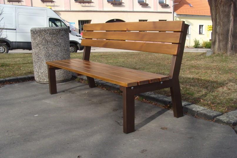 Kovový nábytek - novinka